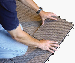 ThermalDry Basement Carpet Flooring MN