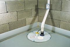 DryTrak Basement Drain Systems MN