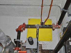 Elevator pit waterproofing Minnesota
