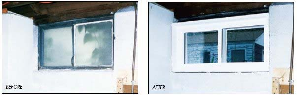 Complete Basement Systems Of Mn Installs Window Wells In