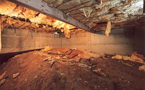 Crawl Space Repair Minnesota