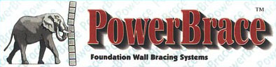 PowerBrace™ foundation wall anchor system MN