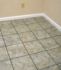 ThermalDry Basement Tiles Flooring Minnesota