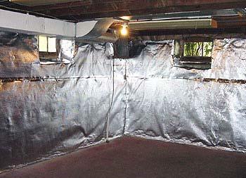 ThermalDry Basement Wall Finishing System Minnesota