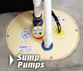 Sump Pump Installation in Minnesota