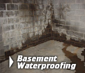 Basement Waterproofing In Greater Minneapolis