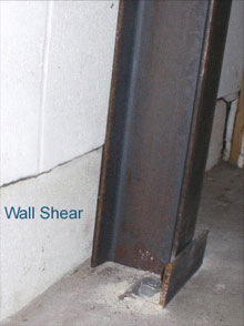 Wall Shear MN