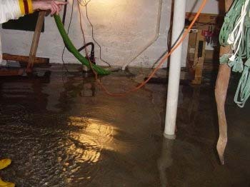 Wet Basement Repair and Waterproofing Services MN